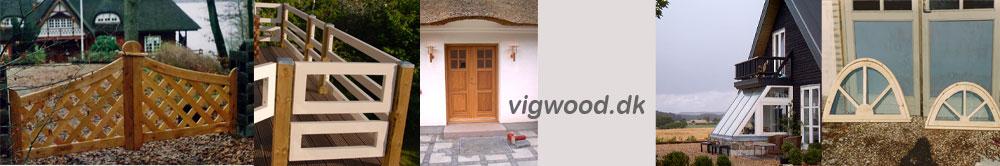 Vigwood snedkeri udendørs projekter